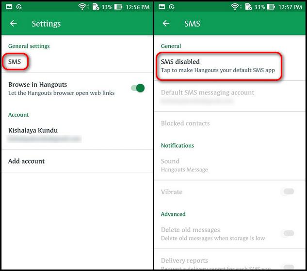 Textnachrichten (SMS) unter Android automatisch löschen