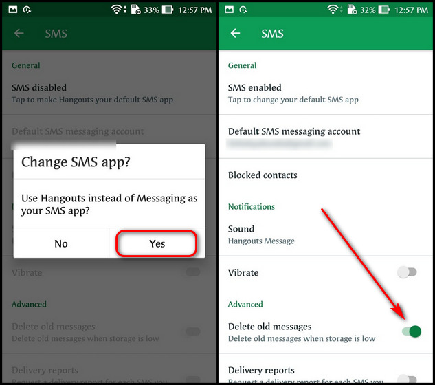 How to Auto-Delete Text Messages (SMS) on Android and iPhone
