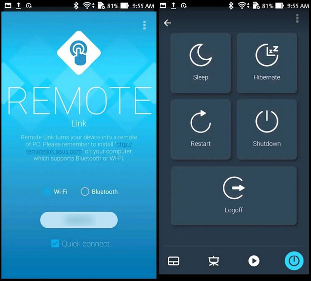 Remote Link Best Apps to Control Windows PC With Android Device