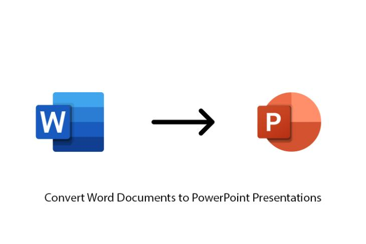 Convert Word Documents to PowerPoint Presentations