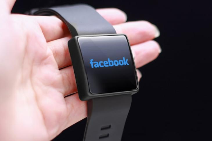 Facebook developing a smartwatch for 2022