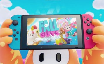 Fall Guys coming to Nintendo Switch