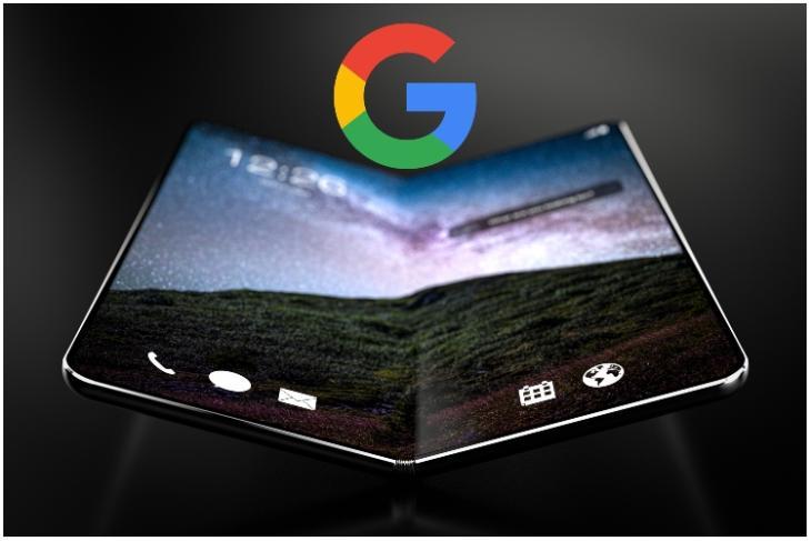 Google wants Samsung to make foldable OLED panels