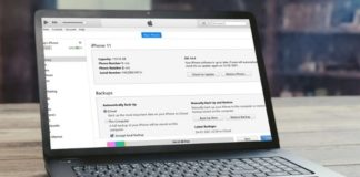 How to Encrypt Local Backups of an iPhone or iPad on Windows