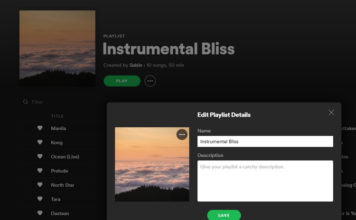 How to Upload a Custom Playlist Image on Spotify