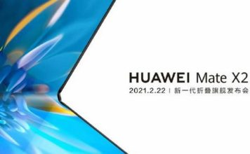 Huawei Confirms to Launch the Mate X2 on February 22