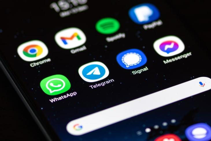 Indians are using multiple messaging apps