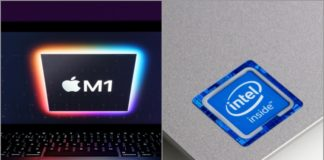 Intel mocks Apple M1 in ad campaign