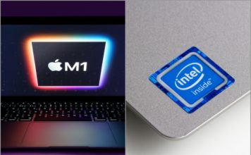 Intel mocks Apple M1 in ad campaign