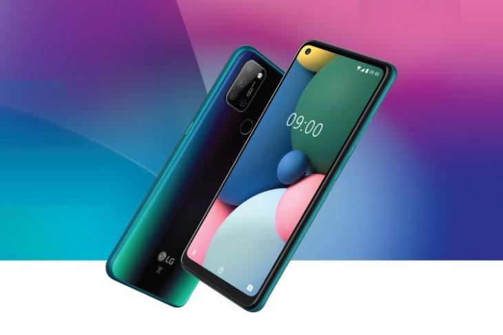 LG W41 series launched in India