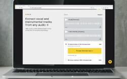 Lalal.ai- Extract Vocals and Instrumental Tracks from Any Audio Source