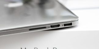 MacBook Pro to feature SD car slot, hdmi port