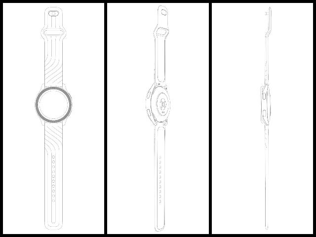 OnePlus Watch design revealed