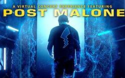 Post Malone healdining Pokemon's 25th annicersary virtual concert