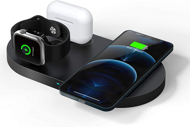 QI-EU Wireless Charger