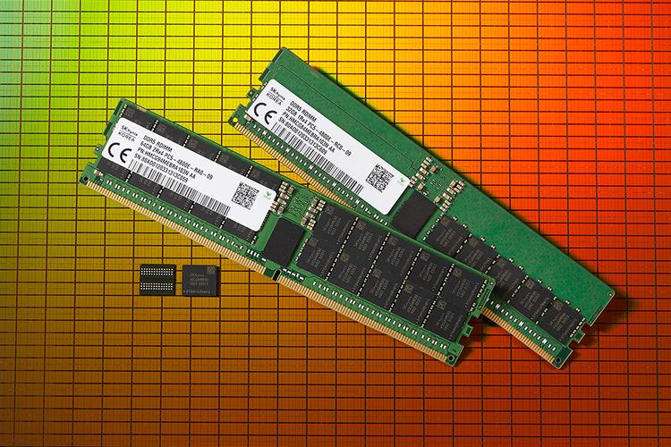 DDR5 DRAM DDR5 vs DDR4