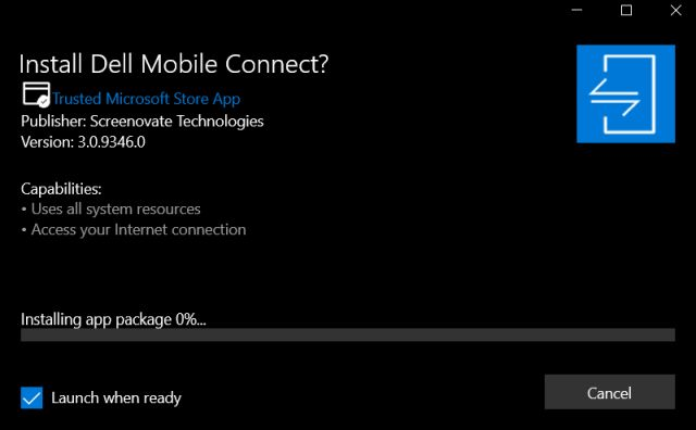 Use Dell Mobile Connect on Any Windows 10 PC (2021)