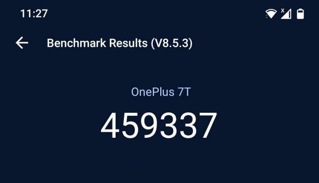antutu benchmark test