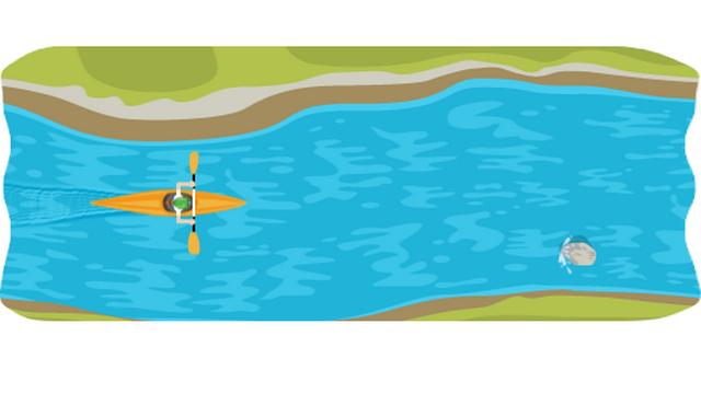 Slalom Canoe