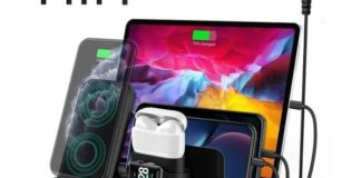 Today's Roundup 8 Best Apple Charging Stations for Multiple Devices