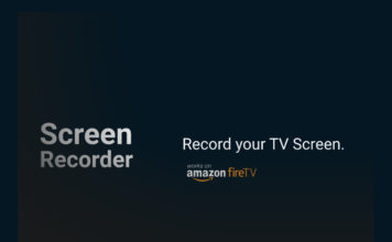 How to Record the Screen on Fire TV Stick