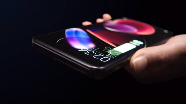 Xiaomi concept quad-curved display phone