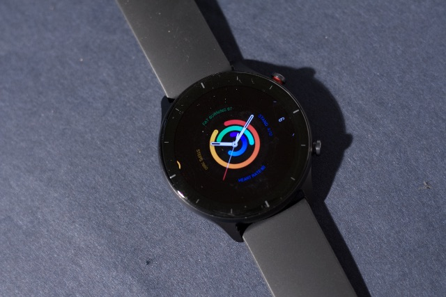 amazfit gtr 2e watch faces