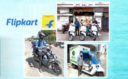 flipkart to deploy 25000 ev by 2030