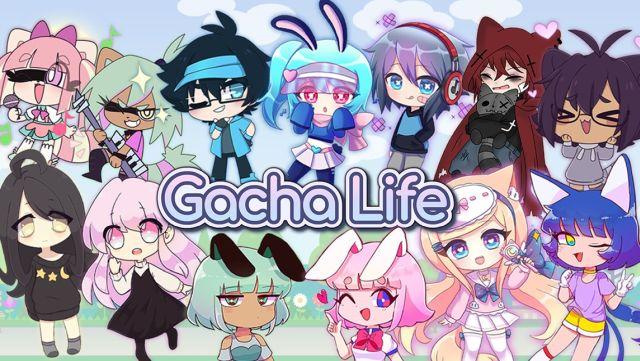 11. Gacha Life