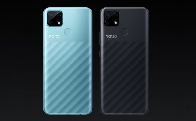 narzo 30A launched in India
