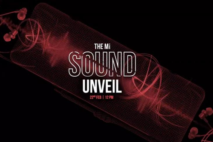 new xiaomi audio products launch