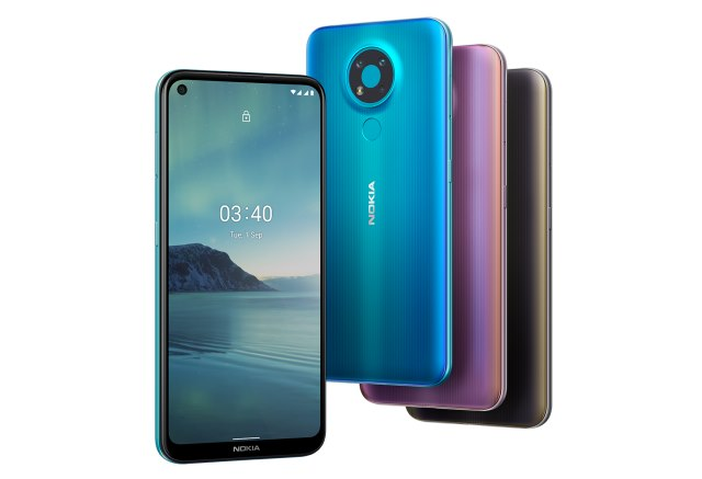 nokia 3.4 launched india
