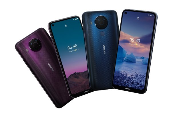 nokia 5.4 launched india