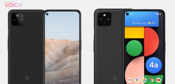 pixel 4a 5G vs pixel 5a