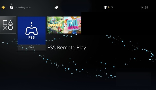 ps5 remote play app ps4