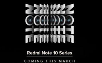 redmi note 10 launch date
