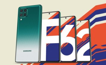 samsung galaxy F62 launched in India