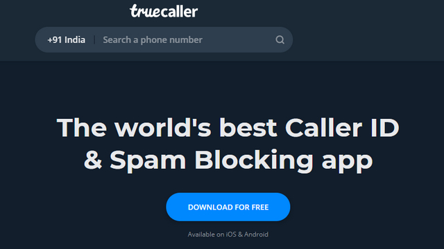 truecaller people search
