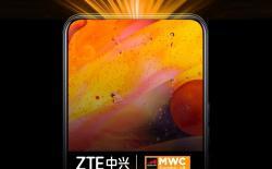 zte second-gen in-display selfie camera