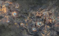 1.7 gigapixel Milky Way image feat final
