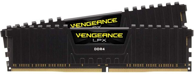 Corsair Vengeance LPX DDR4 gaming RAM