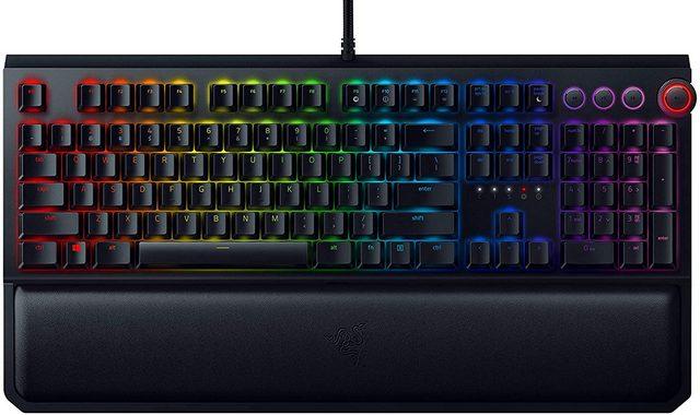 Razer BlackWidow Elite: Best Tactile Mechanical Keyboard