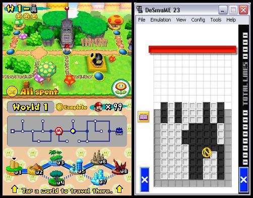 DeSmuME: Best Open Source Nintendo DS Emulator
