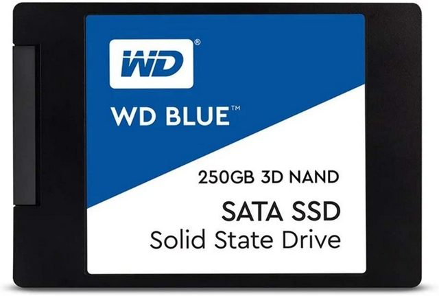 Western Digital WD Blue SN750 / Best Cheap Gaming SSD