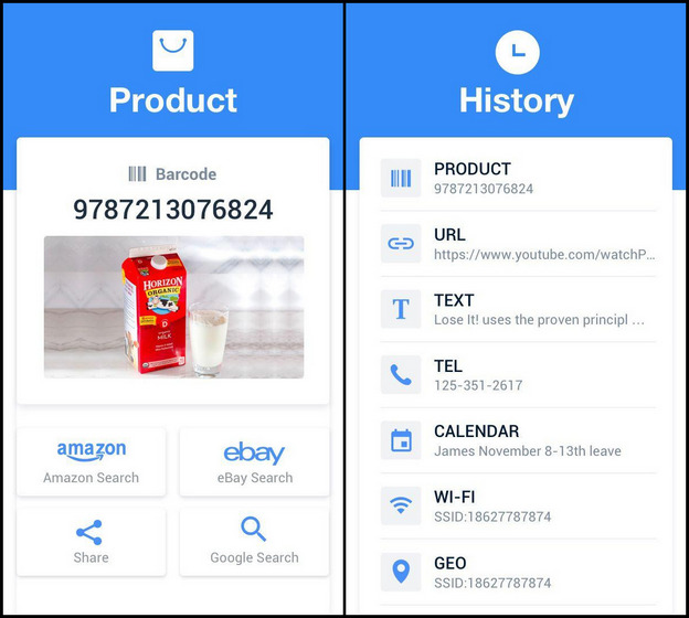 Free QR Scanner - Barcode Scanner, QR Code Reader by InShot