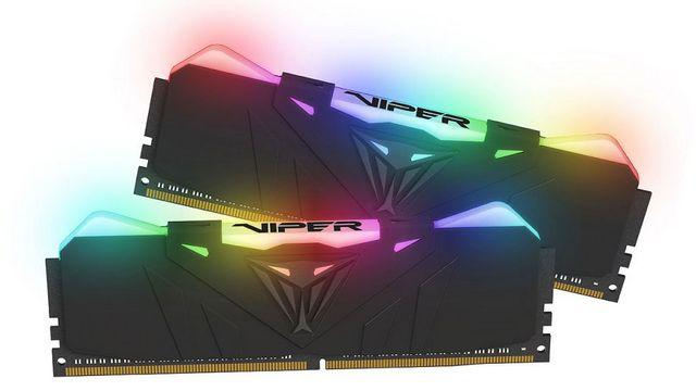 Patriot Viper RGB RAM
