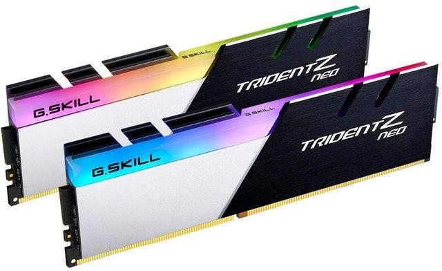 G.Skill Trident Z Neo DDR4 gaming ram