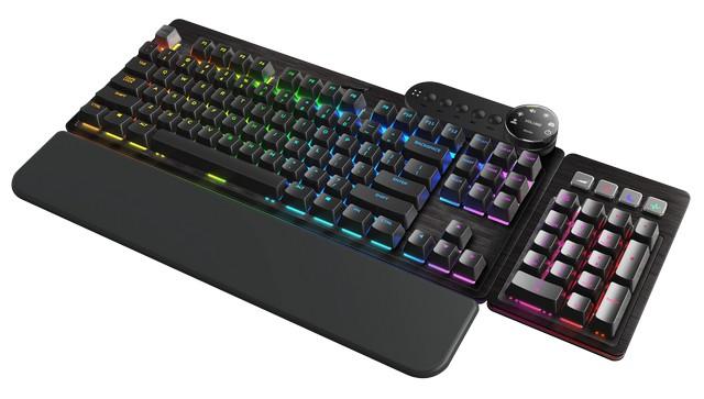 Mountain Everest Max: Best Modular Gaming Keyboard