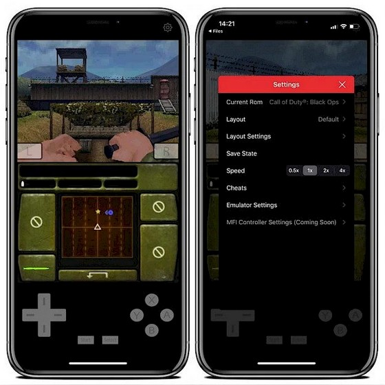 iNDS: Best Nintendo DS Emulator on iOS