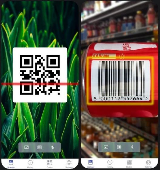 QR Code Reader by Tinylab